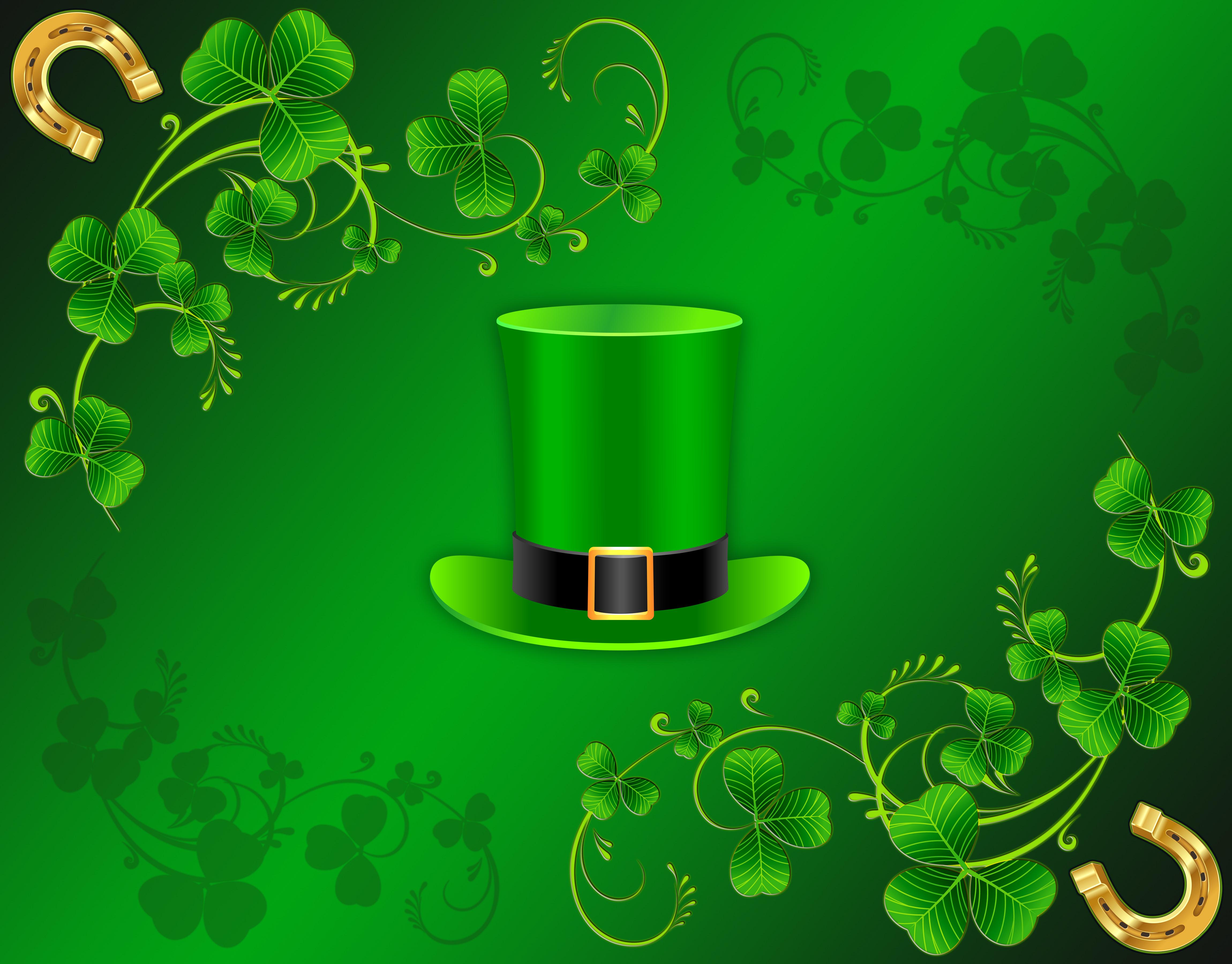 St Patricks Day  Freiraum